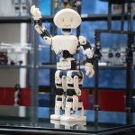 indias-first-3d-printed-humanoid-robot-manav-launched-iit-mumbai-techfest-2015